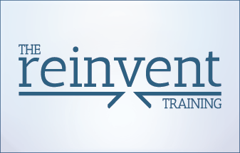 The Reinvent Training Logo